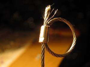как отрегулировать длину троса